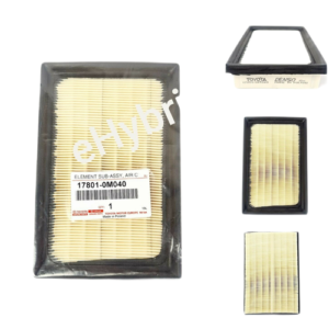GENUINE TOYOTA COROLLA HYBRID AIR FILTER AIR CLEANER FILTER